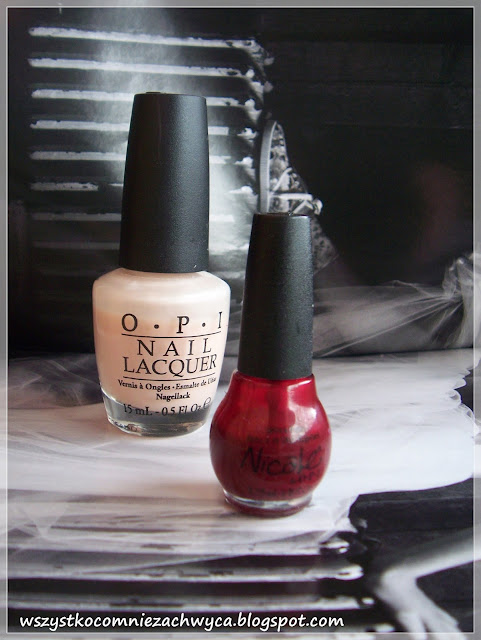 Nicole by OPI, Kardashian Kolor, Sealed With a Kris
