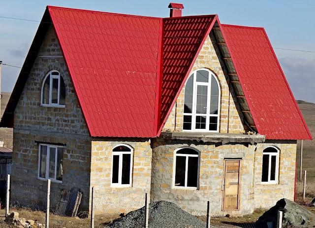 Строительство дома в Крыму из ракушечника
