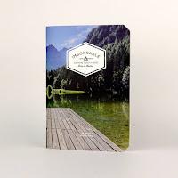 Diseño de cuaderno original de IMBORRABLE