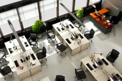 Văn phòng chuyên nghiệp và hiện đại với các module bàn làm việc