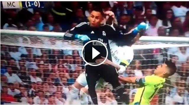 VIDÉO. Le penalty non sifflé pour Manchester City