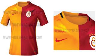 enkosa sport berita bocoran jersey musim depan Jersey Terbaru Galatasaray 2015/2016