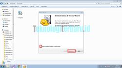 Cara Mengembalikan File yang Terhapus di Laptop Permanen