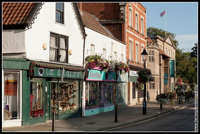 Glastonbury Inglaterra