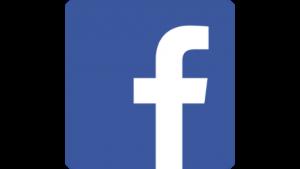 square blue Facebook logo
