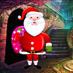 G4K Santa Escape From Kid…