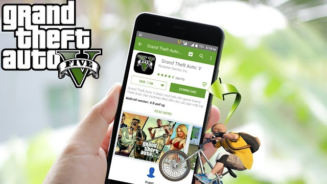 Download GTA 5 by Unity 50 MB Only (GTA V For Android V1.7)