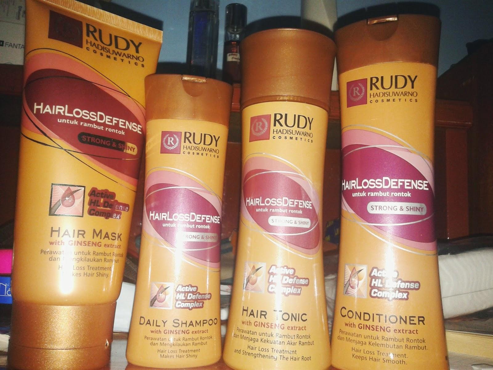 Ayu Aqilah S.  Review   Rudy Hadisuwarno Hair Loss Defense 8f85ce3946