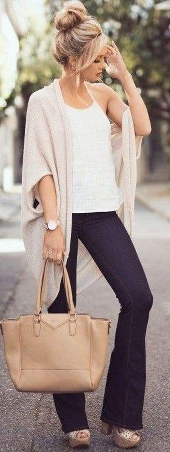 23 Wonderful Casual Fall Fashions Trend 2017