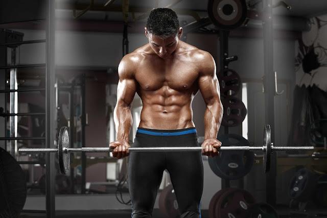 Học cách hít thở khi tập gym