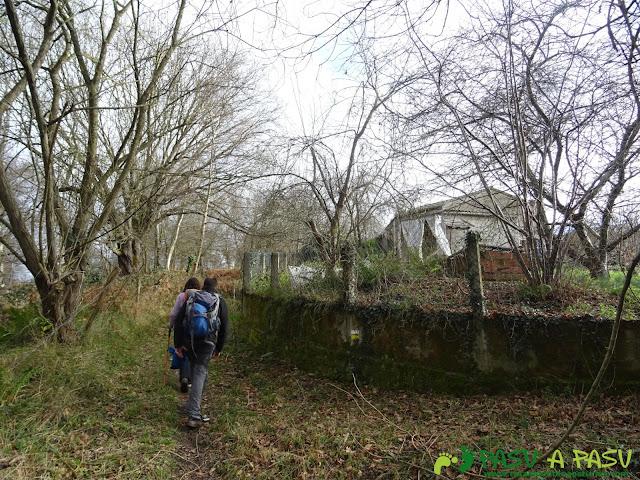 Primeras casas de Ceacal