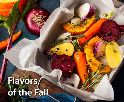 Nine Healthy Flavors of the Fall Season