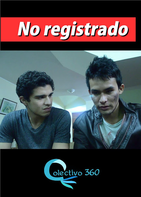 No registrado, film