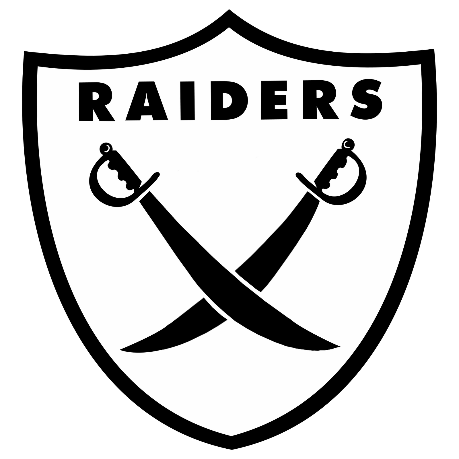 Raiders Logo Concept Pictures To Pin