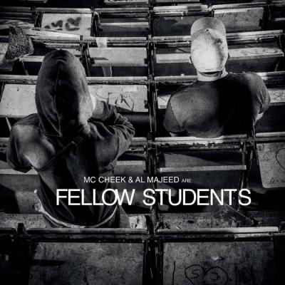 MC Cheek & Al Majeed - Fellow Students - Album Download, Itunes Cover, Official Cover, Album CD Cover Art, Tracklist