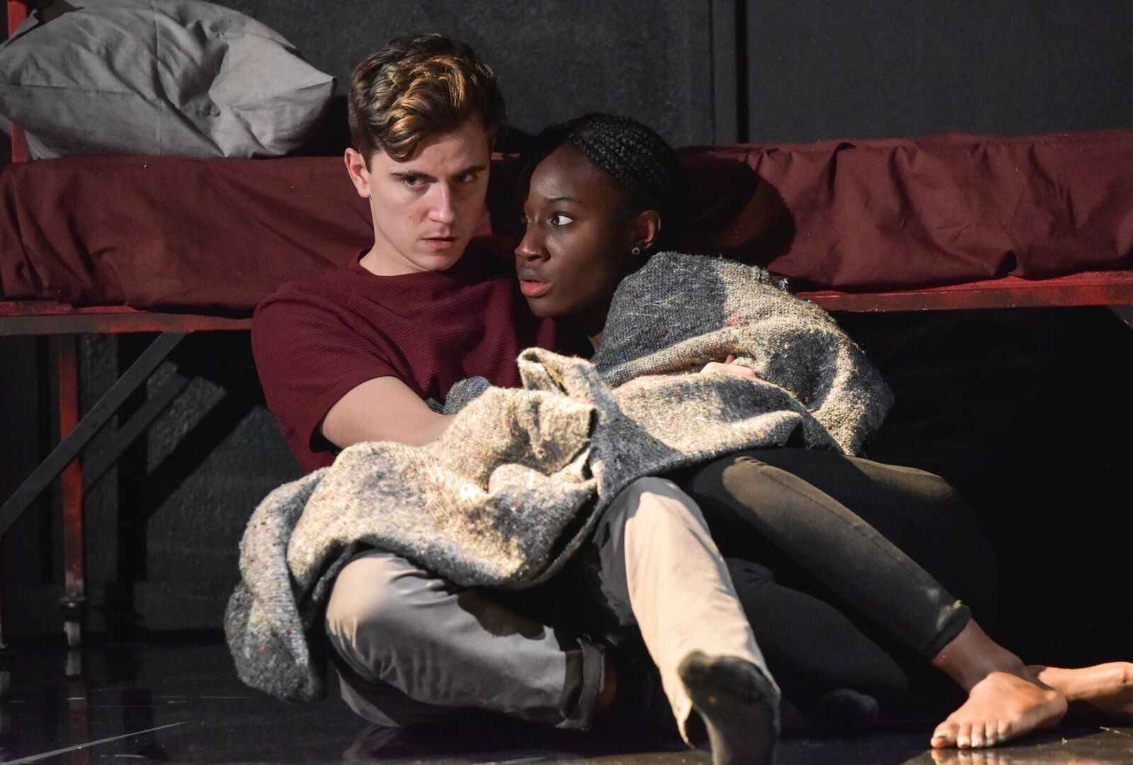 Theatre with Teens : Noughts and Crosses Review