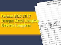 Download Format K7a BOS 2017