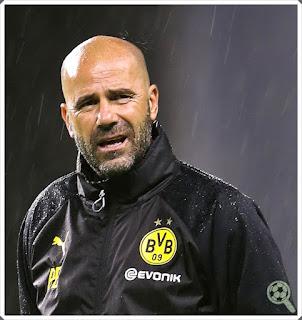 Peter Bosz Dortmund