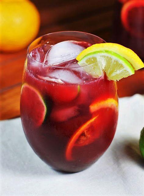 Triple Citrus Sangria Recipe