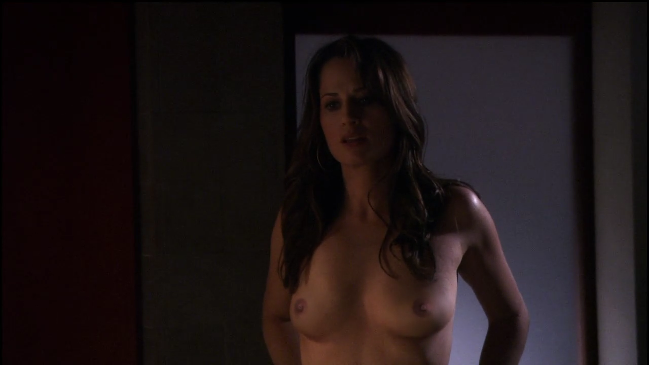 Paula Marshall Naked Californication 88