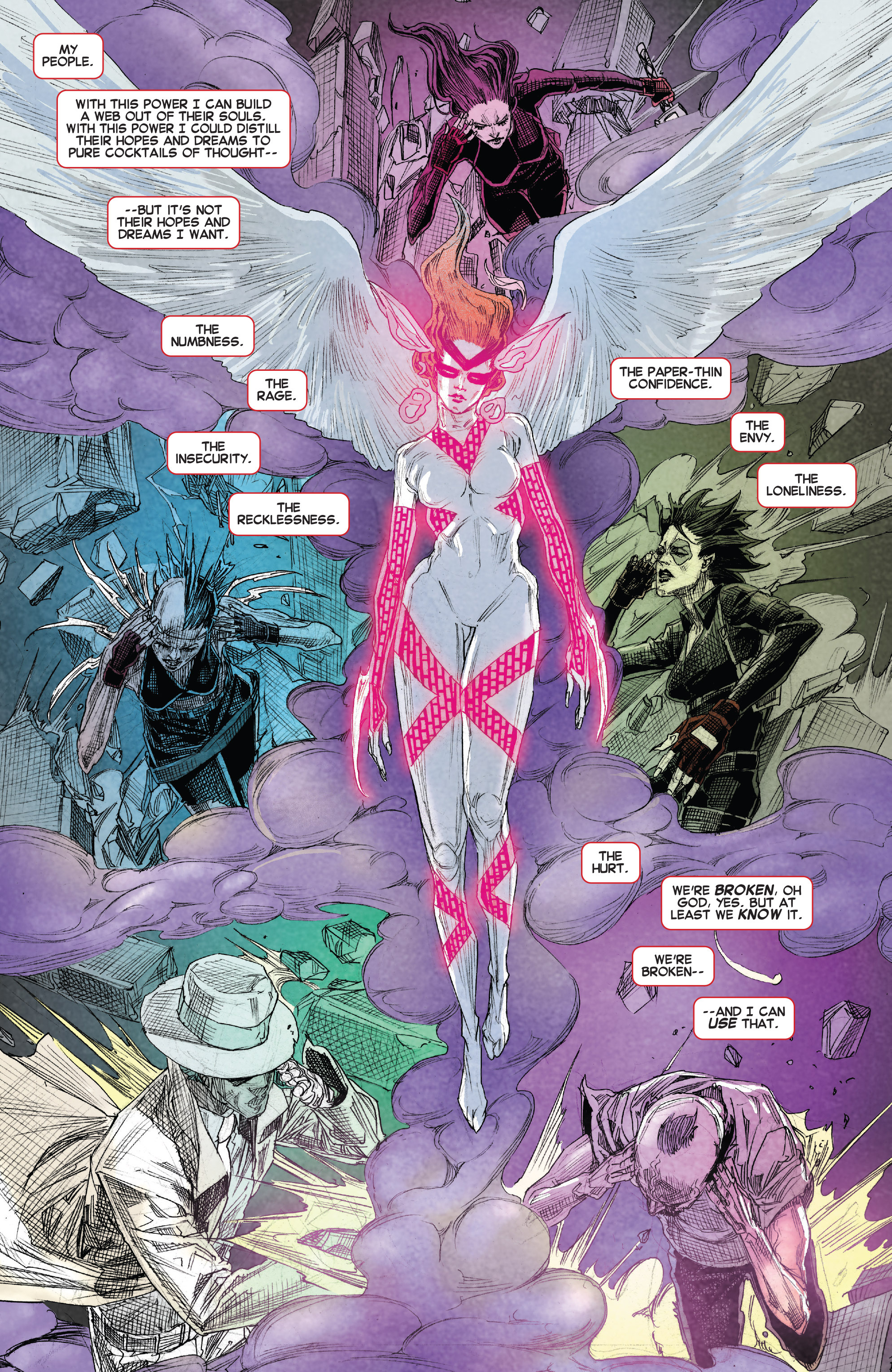 Read online X-Force (2014) comic -  Issue #15 - 9