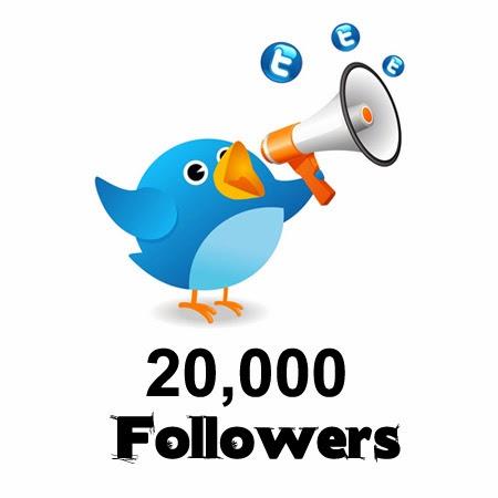 Buy 20000 Twitter Followers
