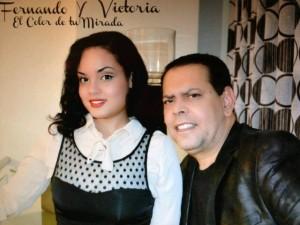 fernando villalona ft.victoria - el color de tu mirada