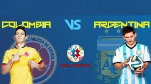 الأرجنتين VS كولومبيا
