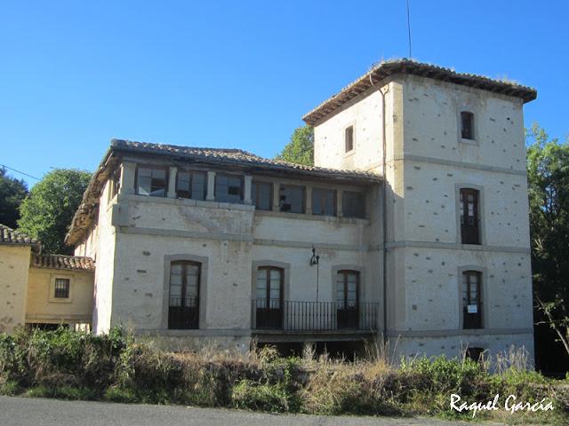 Palacio de Acha en Respaldiza, Aiala (Álava)