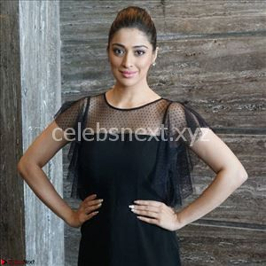 Rai Laxmi Promotes Julie 2 in Black Dress ~ CelebsNext Exclusive Picture Gallery