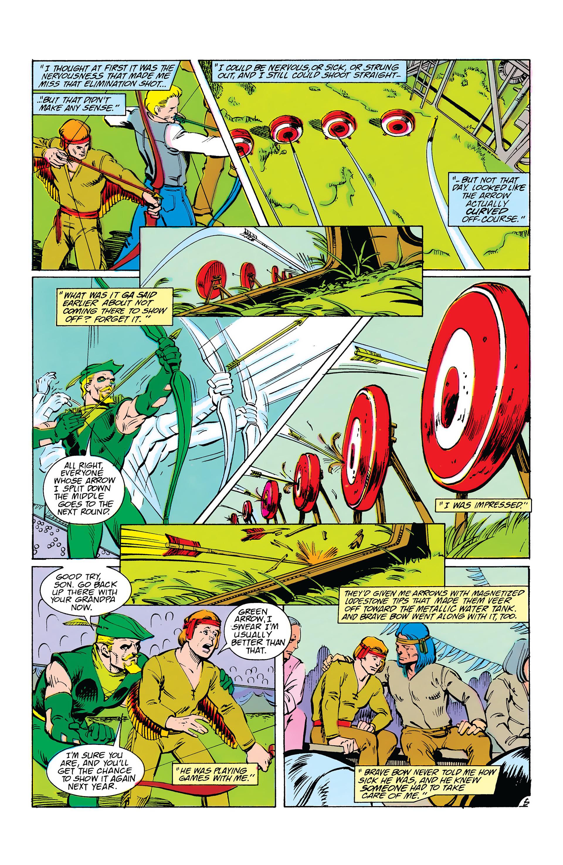 Read online Secret Origins (1986) comic -  Issue #38 - 28