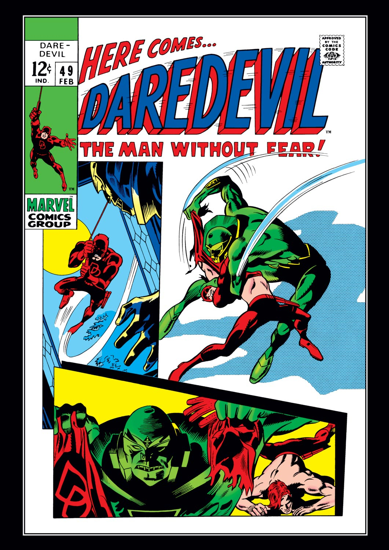 Daredevil (1964) 49 Page 0