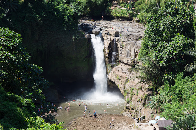 Ubud Bali Things to do tegeungan waterfall ubud bali indonesia