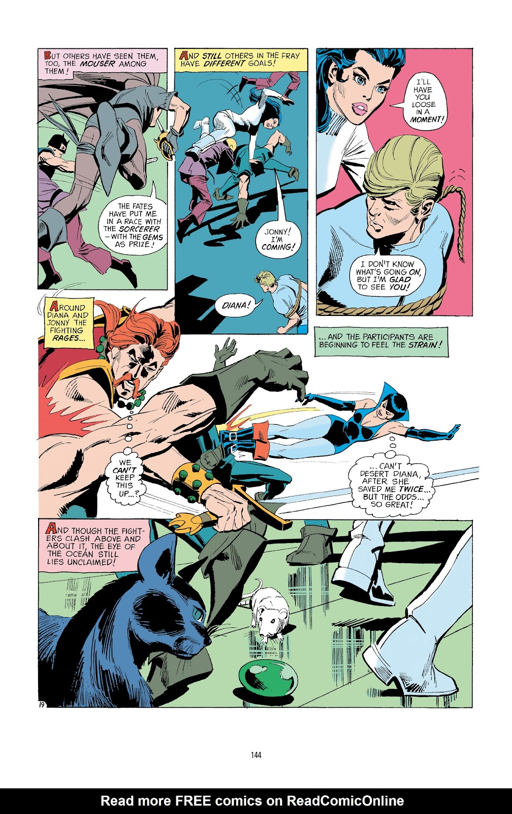 Read online Catwoman: A Celebration of 75 Years comic -  Issue # TPB (Part 2) - 45