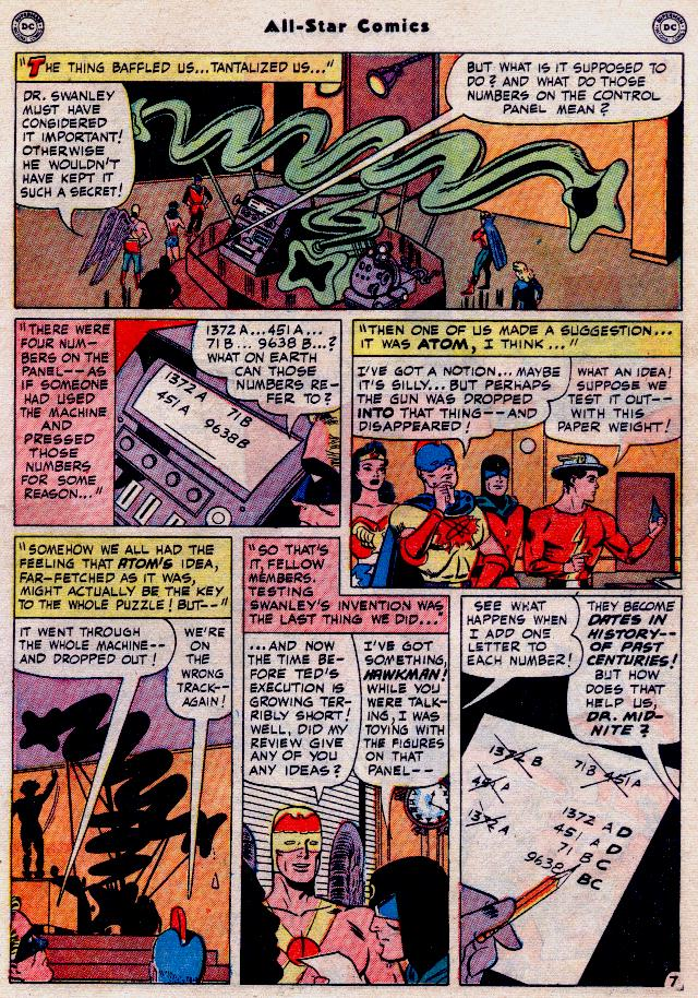 Read online All-Star Comics comic -  Issue #53 - 9