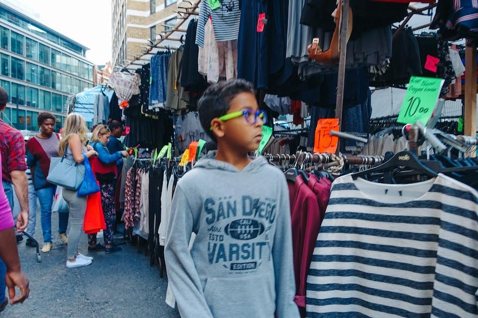ミドルセックス・ストリート・マーケット(Middlesex Street Market)