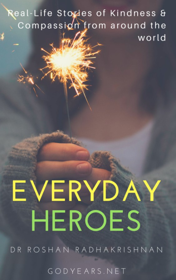A unique compilation of normal everyday people who became heroes and made a difference in people's lives with their acts of kindness, compassion and humanity.