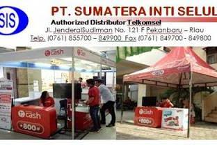 Lowongan Kerja PT. Sumatera Inti Seluler Pekanbaru Desember 2018