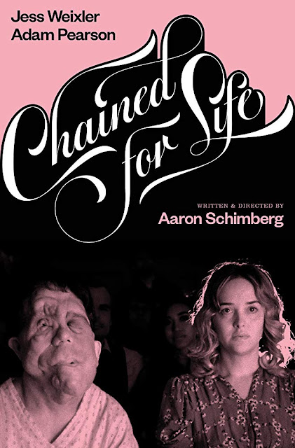 Chained For Life 2018 movie poster
