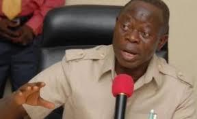 Oshiomhole Replies Saraki: Those Seeking For Juicy Appointment Will Leave APC
