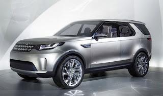 2018 Land Rover Découverte Changements, prix, date de sortie et spécifications Rumeurs