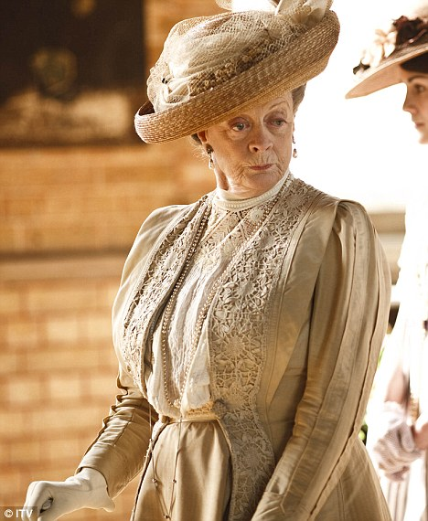 The League of British Artists: Dame Maggie Smith ...
