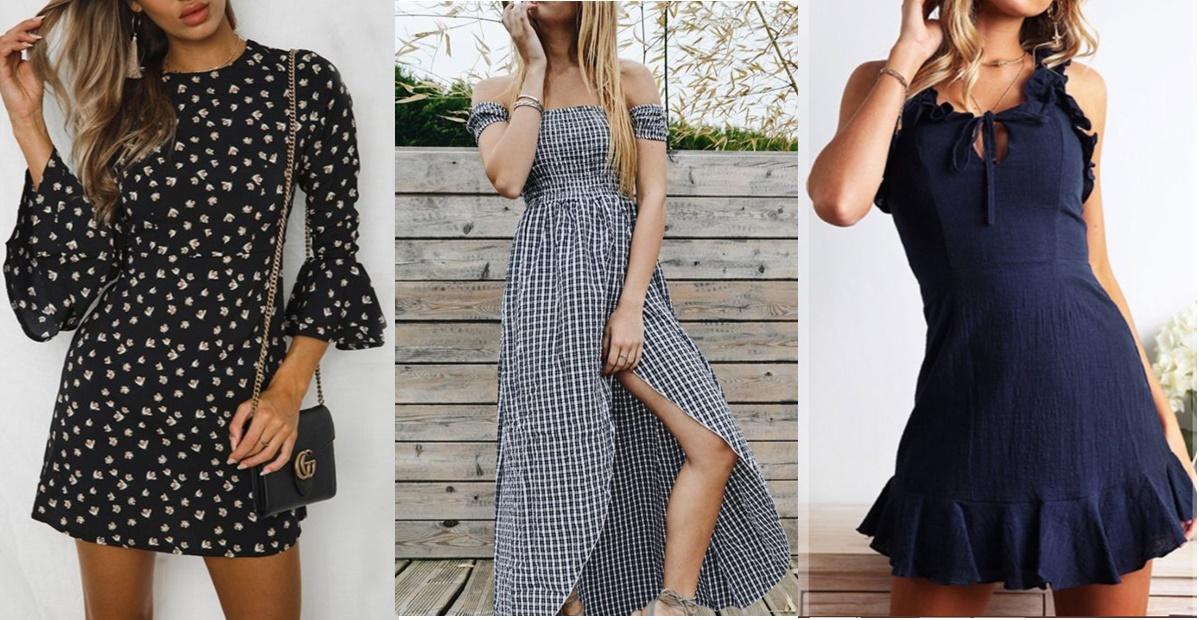 Saiba Onde Encontrar Vestidos por até $10