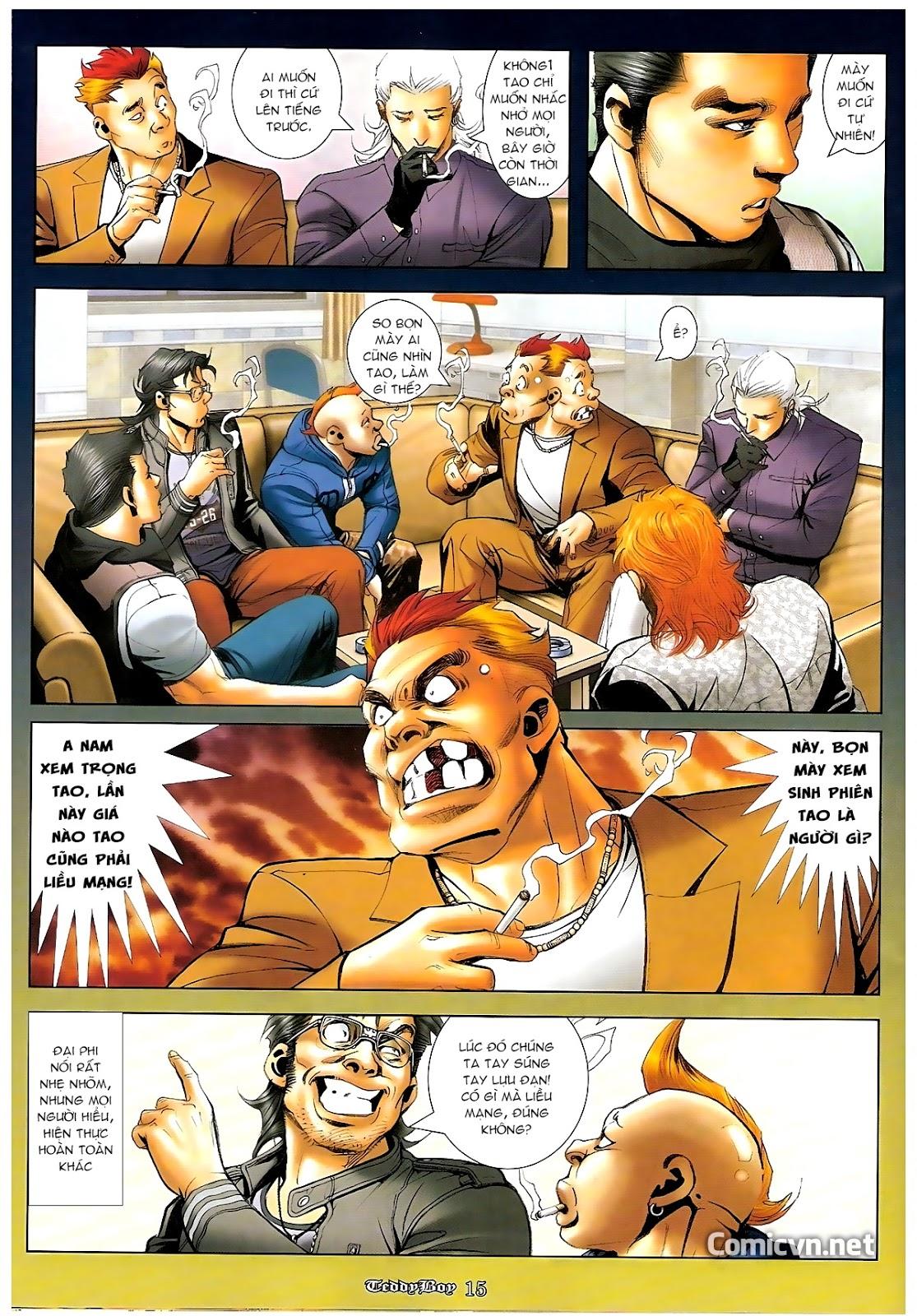 Người Trong Giang Hồ - Chapter 1217: Trận chiến cuối cùng - Pic 11