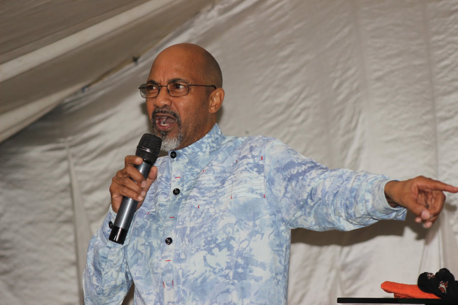 Picture Gallery - Bishop Tudor Bismark At The WordPack Kingdom Convention 2018