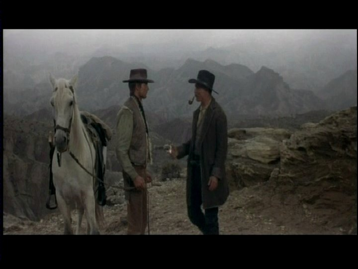 CINEMATIC REVELATIONS: FILM REVIEW OF ''DEATH RIDES A HORSE