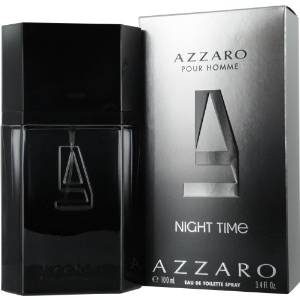 Loris Azzaro Azzaro Pour Homme Night Time Eau de Toilette Spray for Men, 3.4 Ounce