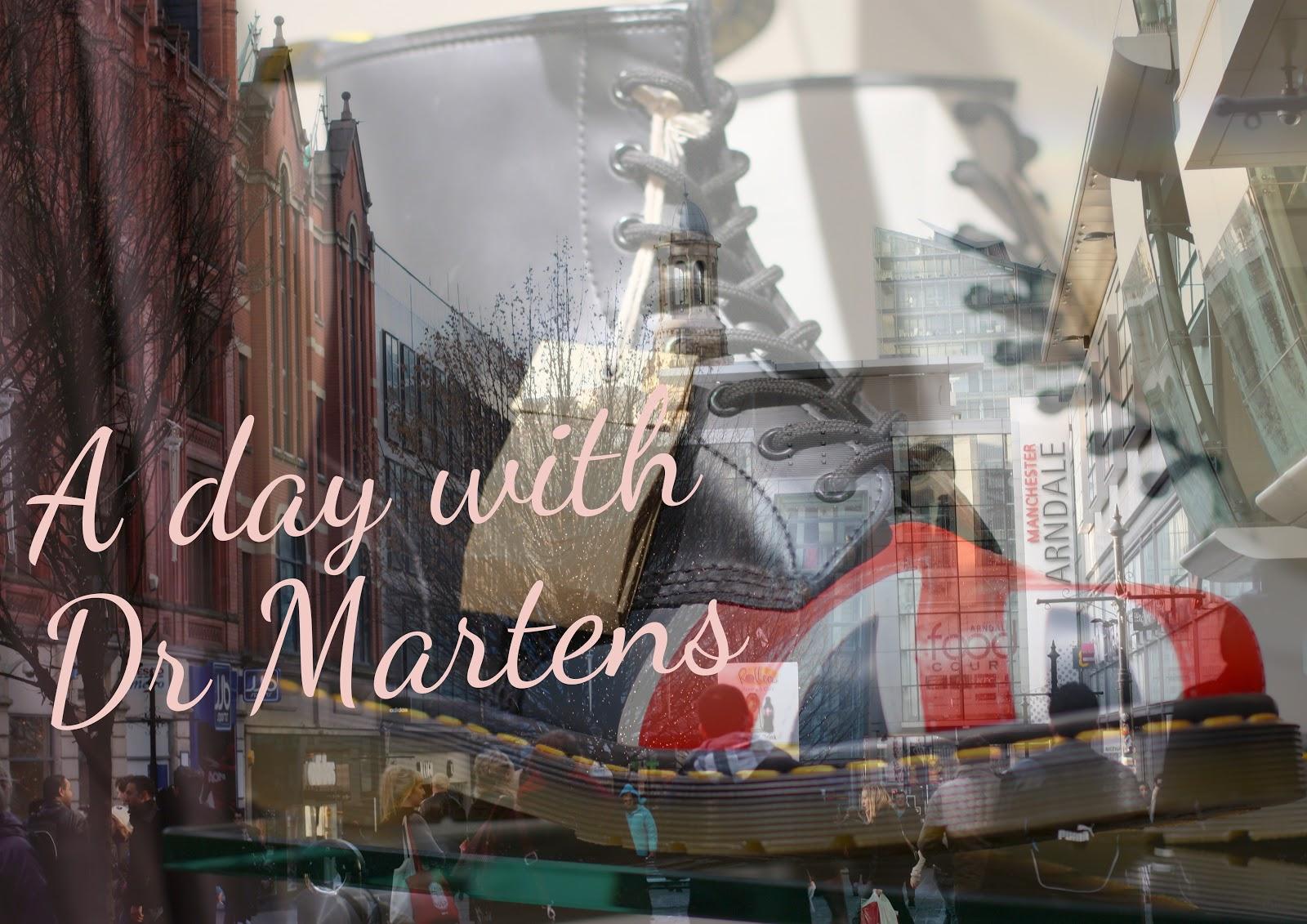 Manchester City Guide - Blog Mode - Voyage avec Dr Martens