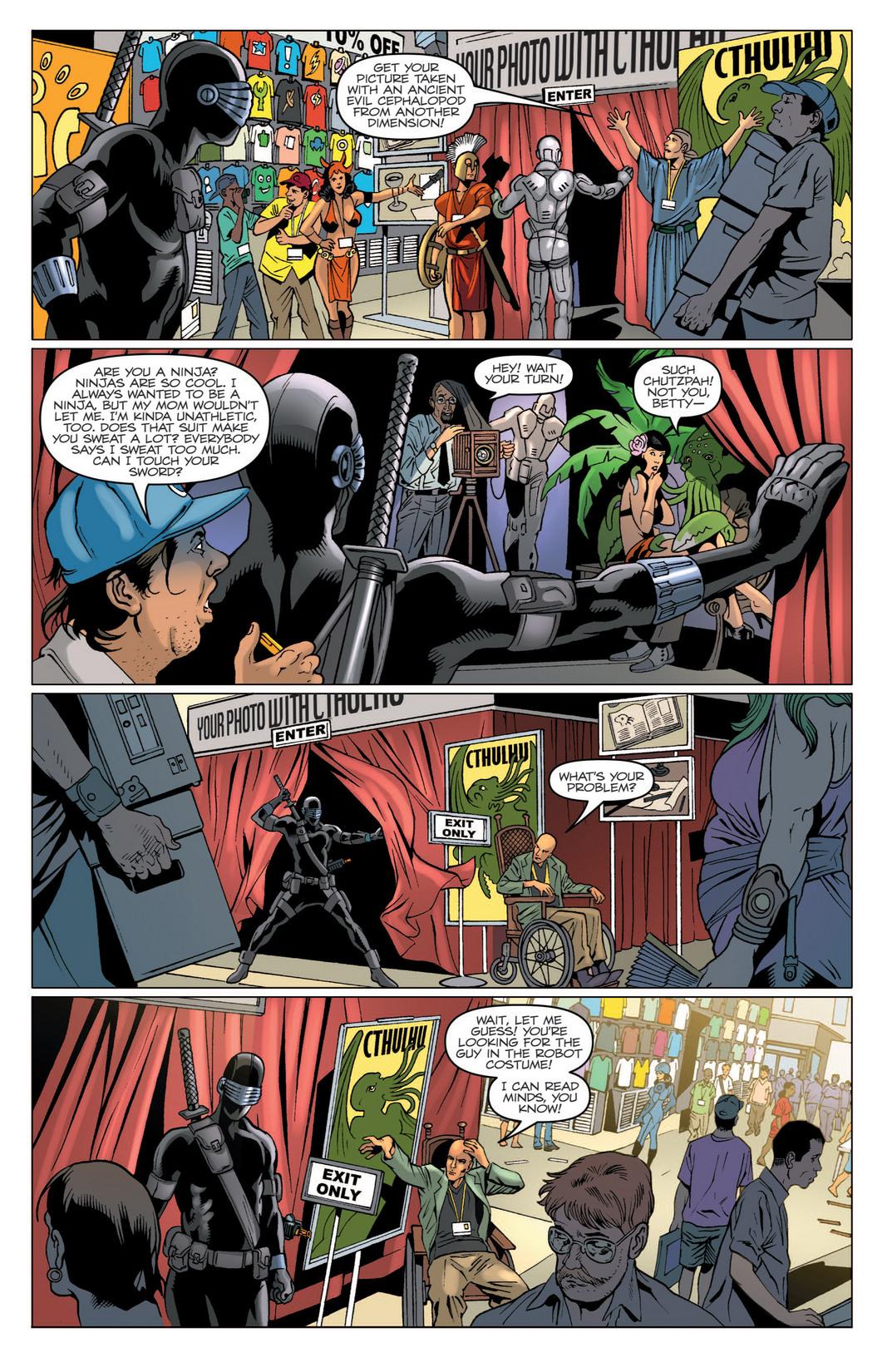 G.I. Joe: A Real American Hero 180 Page 15