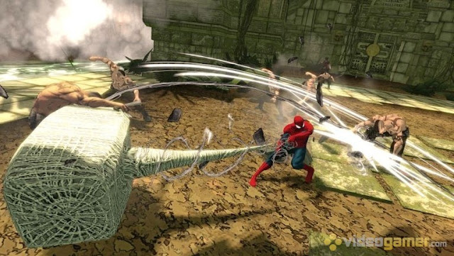 Spiderman Shattered Dimensions PC Full Version Screenshot 1